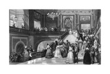 Versailles Fete Giclee Print by Eugene Lami
