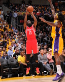 Houston Rockets v Los Angeles Lakers Photo by Bill Baptist
