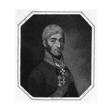 Petr Prince Bagration 2 Giclee Print by Edward Orme