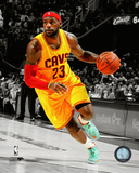 LeBron James 2014-15 Spotlight Action Photo