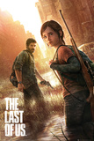 The Last of Us Affischer