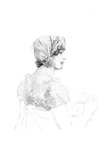 Alexandrine Bawr (Young) Giclee Print by Francois Gerard