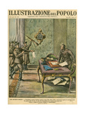 Russia, 1937, Jagoda Premium Giclee Print by E. Mainetti
