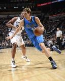 Dallas Mavericks v San Antonio Spurs Foto af Evans D. Clarke