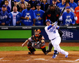 World Series - San Francisco Giants v Kansas City Royals - Game Six Foto von Dilip Vishwanat