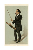 Eduard Strauss Giclee Print by Eardley Norton
