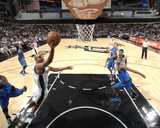 Dallas Mavericks v San Antonio Spurs Photo af Evans D. Clarke