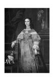 Juana Velasquez Giclee Print by Francisco Pacheco