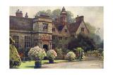 Rufford Abbey, Nottinghamshire Giclee Print by Ernest Haslehust
