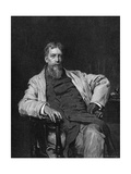 Silas Weir Mitchell Giclee Print by Frank Holl