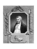 Richard Brin. Sheridan Premium Giclee Print by Edward Scriven