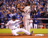 World Series - San Francisco Giants v Kansas City Royals - Game Six Photo by Doug Pensinger