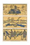 Ruhr, Bolshevism, Ireland Giclee Print by E. Schilling