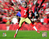 Colin Kaepernick Motion Blast Photo