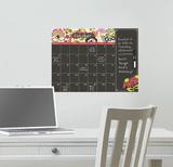 Eden Dry Erase Calendar Adhésif mural