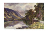Ullswater Giclee Print by Ernest W Haslehust