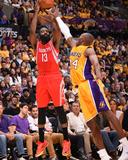 Houston Rockets v Los Angeles Lakers Photo av Bill Baptist