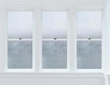Glacier Window Privacy Film Stickers pour fenêtres