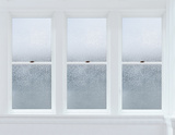 Glacier Window Privacy Film Window Decal