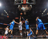 SAN ANTONIO SPURS V DALLAS MAVERICKS Foto af Jesse D. Garrabrant