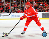 Johan Franzen 2014-15 Action Photo