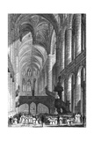Paris, France - Eglise Saint-Etienne Du Mont Giclee Print by Fenner Sears