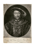 King Henry VIII Giclee Print by Faber Juin