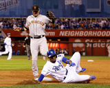 World Series - San Francisco Giants v Kansas City Royals - Game Six Photo by Ezra Shaw