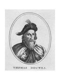 Sir Thomas Docwra Giclee Print by Francesco Bartolozzi