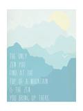 Zen Posters por Rebecca Peragine
