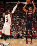Washington Wizards v Miami Heat Photo by Issac Baldizon
