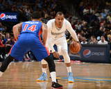 Detroit Pistons v Denver Nuggets Photo by Garrett Ellwood