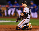 World Series - San Francisco Giants v Kansas City Royals - Game Seven Foto av  Elsa