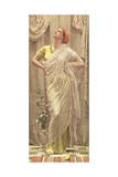 Birds of the Air, C.1879 Giclee Print by Albert Joseph Moore