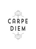 Carpe Diem Posters by Rebecca Peragine