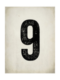 Rebecca Peragine - Distressed 9 - Poster