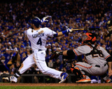 World Series - San Francisco Giants v Kansas City Royals - Game Seven Photographie par Ezra Shaw