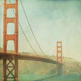 Golden Gate Bridge Photographic Print by Meagen Higginbottom