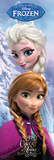 Frozen - Anna & Elsa Print