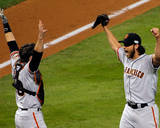 World Series - San Francisco Giants v Kansas City Royals - Game Seven PhotoDoug Pensinger