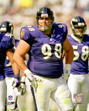 Tony Siragusa Action Photo