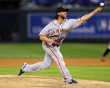 World Series - San Francisco Giants v Kansas City Royals - Game Seven Photo by  Elsa