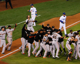 World Series - San Francisco Giants v Kansas City Royals - Game Seven Photo by Doug Pensinger