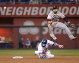2014 World Series Game 7: San Francisco Giants V. Kansas City Royals Fotografía por Ron Vesely