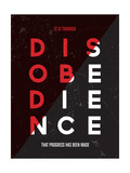 Disobedience Prints by Rebecca Peragine