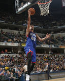 Philadelphia 76Ers v Indiana Pacers Photo by Ron Hoskins