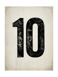 Distressed 10 Prints by Rebecca Peragine