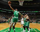 Brooklyn Nets v Boston Celtics Foto af Brian Babineau