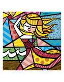 Summer Posters by Romero Britto