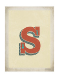 Vintage S Prints by Rebecca Peragine